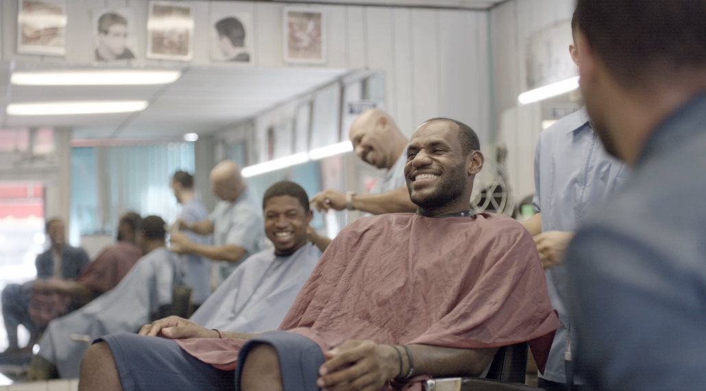 A Day In Life of Lebron James and His Samsung Galaxy Note | TV Commercial