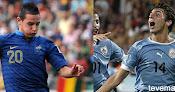 Francia vs. Uruguay en Vivo - Final Mundial Sub 20