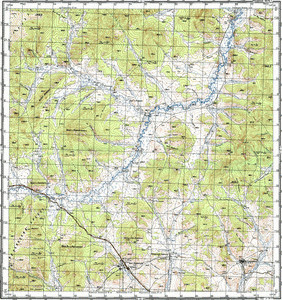 Map 100k--m50-023--(1976)