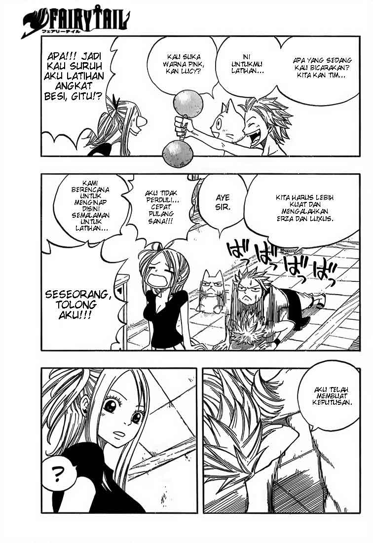 Manga Fairy Tail 24 page 19