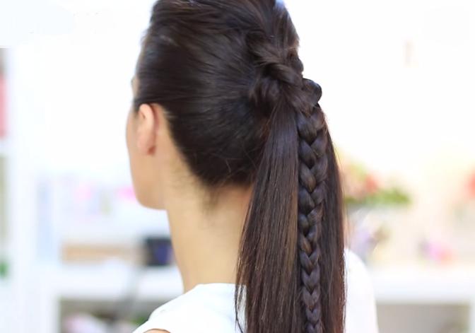 10 PEINADOS DE NIÑA Ideas look casual y fiesta ¡Fáciles. Peinados Peinados con trenzas faciles paso a paso Peinados para cabello