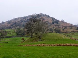 Looking back to Troutbeck Tongue