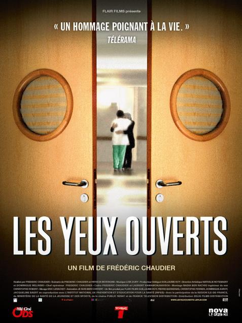 Otwarte oczy / Les yeux ouverts (2010) PL.TVRip.XviD / Lektor PL