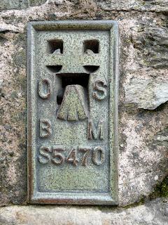 Loughrigg Fell Trig Pillar Flush Bracket (S.5470)