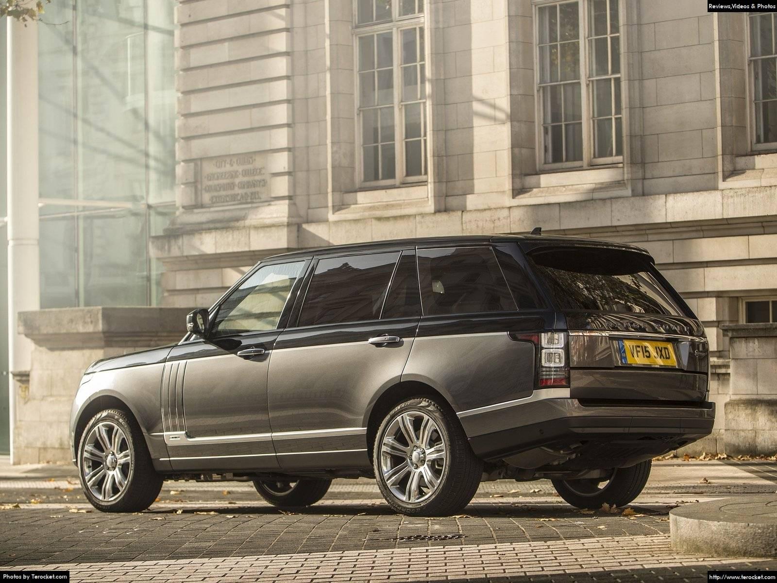 Đánh giá xe Range Rover SV Autobiography 2016