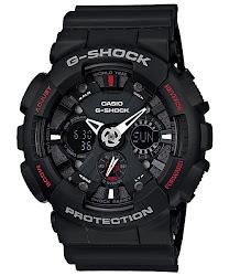 Casio G-Shock : GA-120-1A