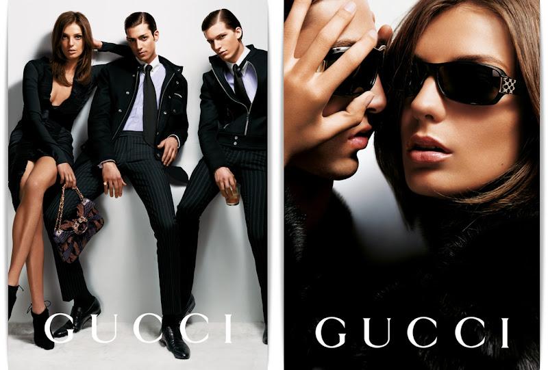 Gucci men ads