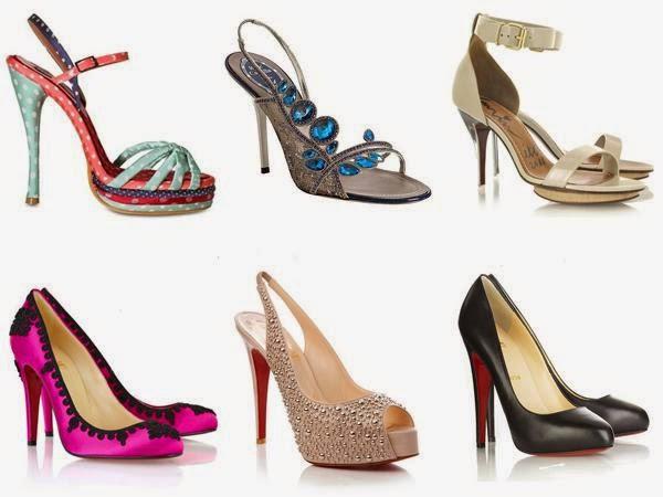 Tas&Sepatu: model sepatu hak tinggi terbaru 2015