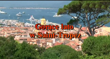 Gor±ce lato w Saint-Tropez / Summer in St. Tropez (2010) PL.TVRip.XviD / Lektor PL