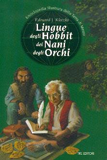 copertina_Lingue degli Hobbit dei Nani degli Orchi