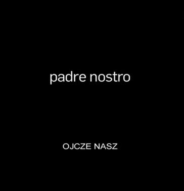 Ojcze nasz / Padre Nostro (2006) TVRip.XviD / plsub
