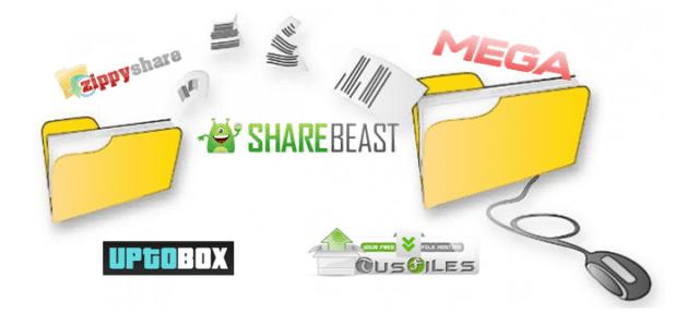 Cara mudah upload data ke layanan file sharing