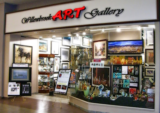 Willowbrook Art Gallery & Picture Framing, 19705 Fraser Hwy, Unit 503, Langley Twp, BC V3A 7E9, Canada, Art Gallery, state British Columbia