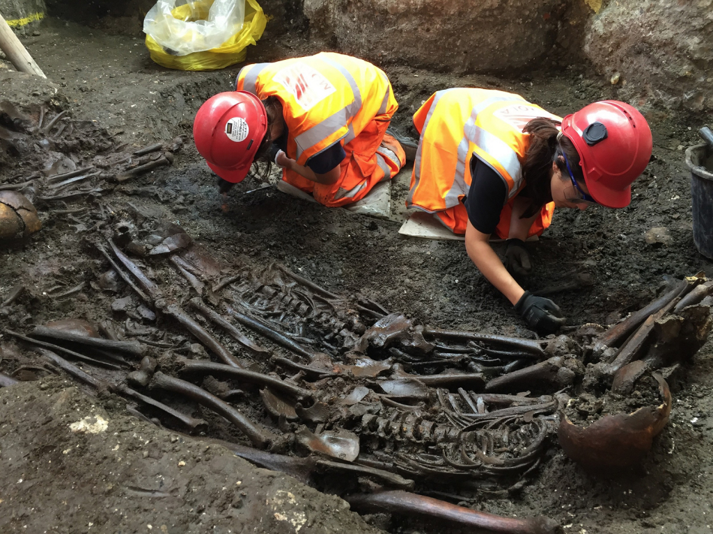 DNA of bacteria responsible for London Great Plague of 1665 identified