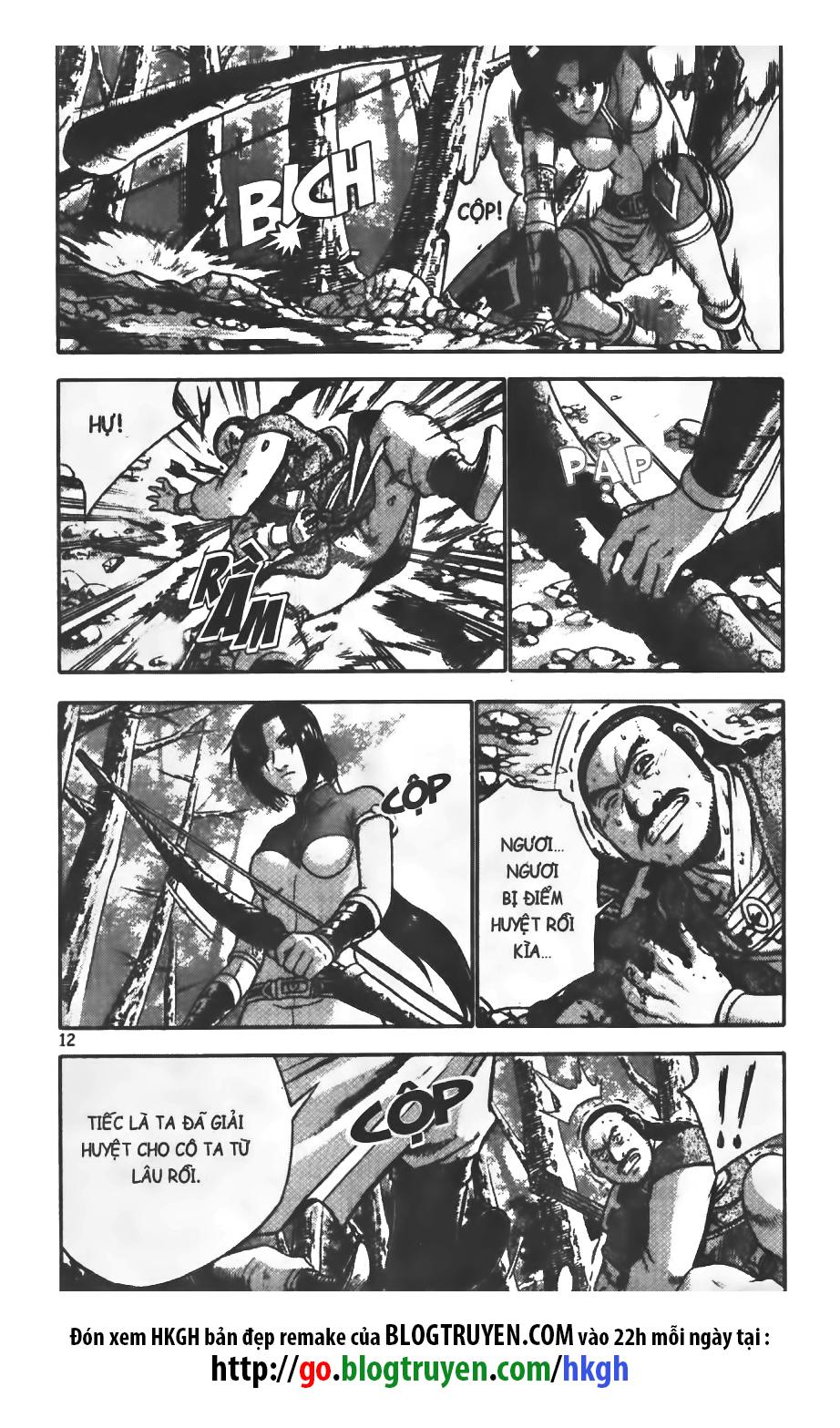 xem truyen moi - Hiệp Khách Giang Hồ Vol47 - Chap 324 - Remake