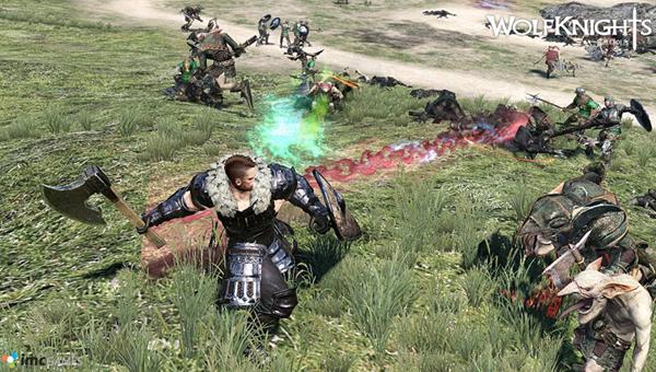 IMC Games công bố hình ảnh mới của Wolf Knights 9