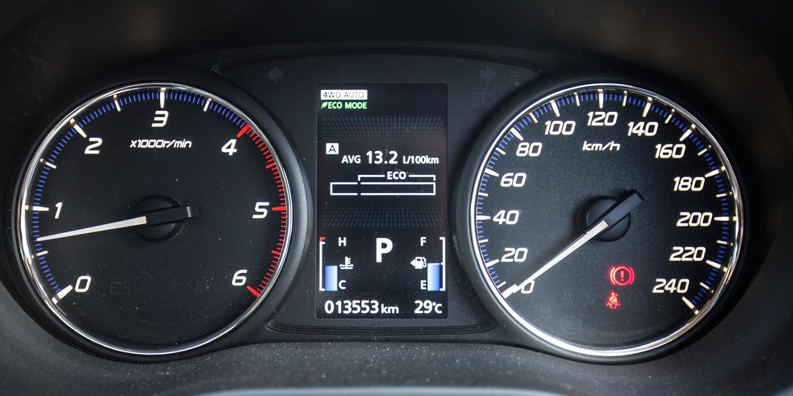 Đánh giá xe Mitsubishi Outlander 2016