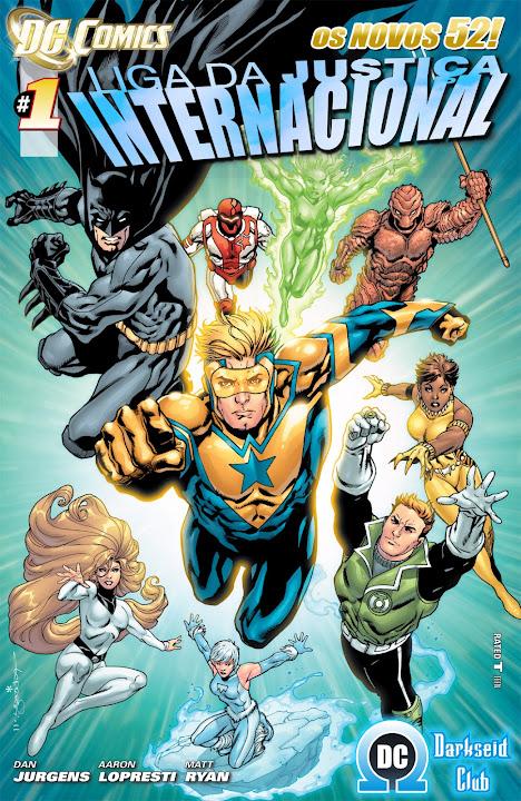 Liga da Justiça Internacional (Os Novos 52)