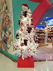 新宿高島屋ディズニーストアのクリスマスツリー2011