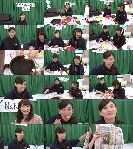 (TV-Variety)(720p) YNN [NMB48チャンネル] 夜中の山田菜々「早朝けいっち」 150508