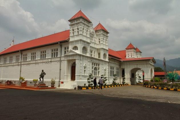 Perak State Museum, Taiping, Malaysia