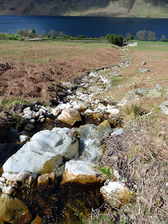 Cinderdale Beck to Crummock Water