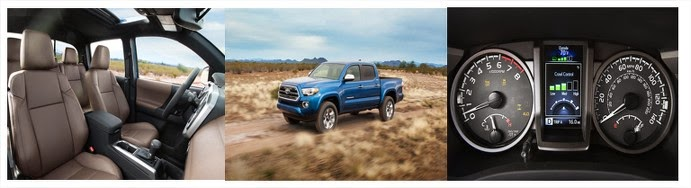 2016 toyota tacoma release date