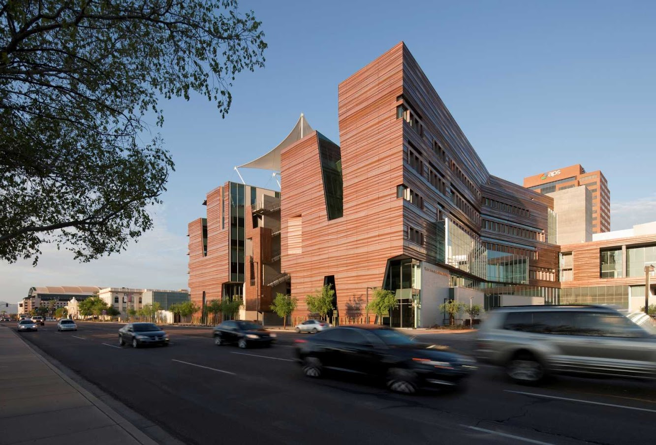 Health Sciences Education Building by Co Architects