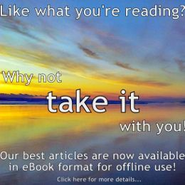 Get articles for offline use on your eReader!