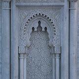 The Mohammed V Mausoleum - Rabat, Morocco