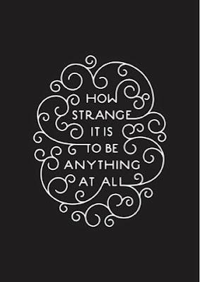 Strange quote
