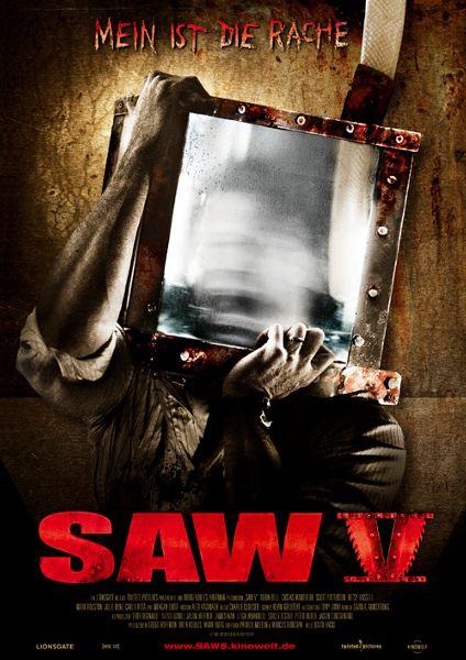 Lưỡi Cưa 5 - Saw 5