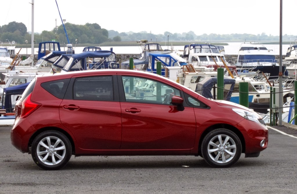Irish Car Travel Magazine  First Drive  Nissan Note