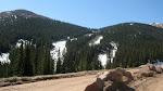 An old ski slope - too bad