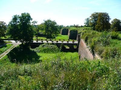 Vauban's Neu-Breisach border fortress