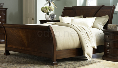 a sleigh bed is a style of bed with curved or scrolled foot and headboards thus resembling a sled or sleigh todayu0027s sleigh beds are made from a variety of - Types Of Beds
