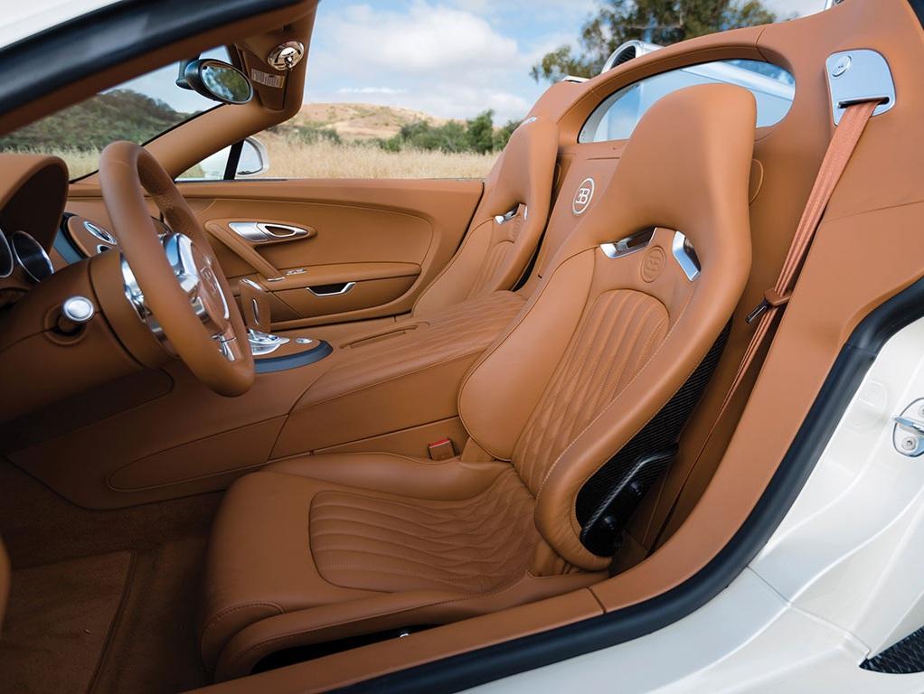 Bugatti Veyron chính hãng cuối cùng