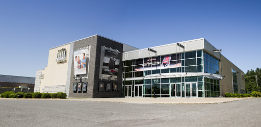 Cinema RGFM Drummondville, 755 Hains St, Drummondville, QC J2C 7Y8, Canada, Movie Theater, state Quebec