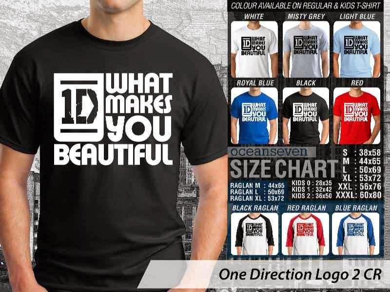 Jual kaos 1D One Direction 21 Musik Boy Band