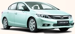 Honda Civic VTI Oriel Manual
