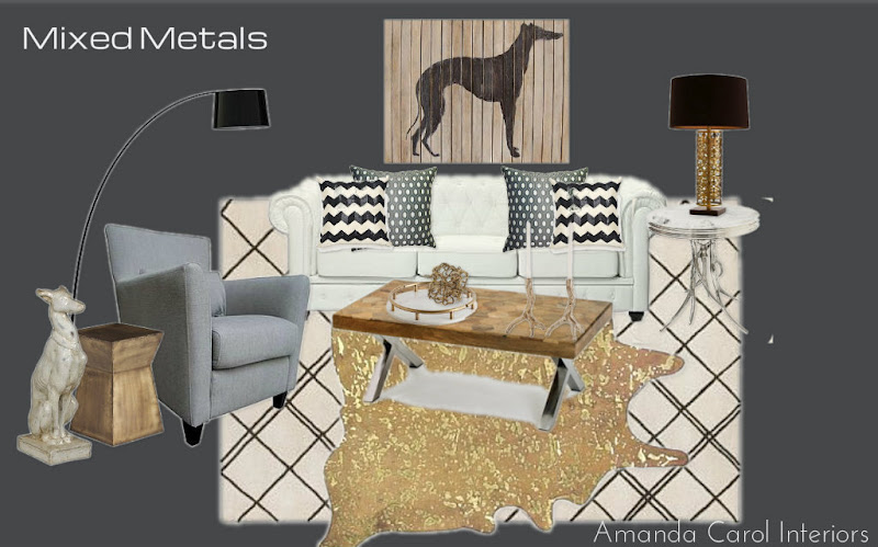 Mixed Metals- Shop Ten25
