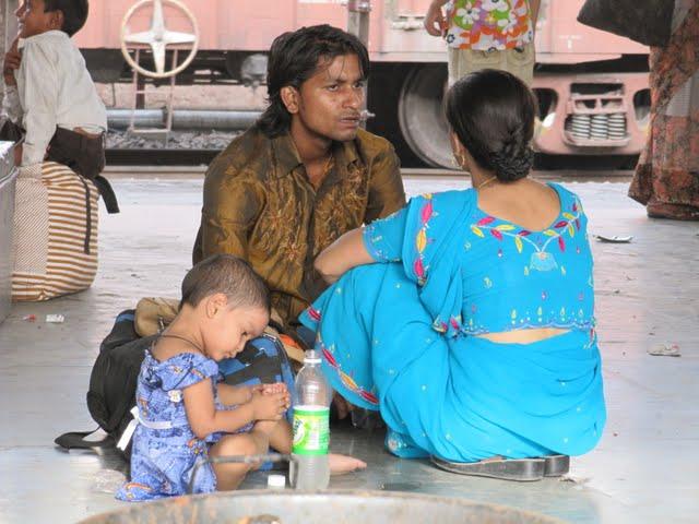 India travel impressions