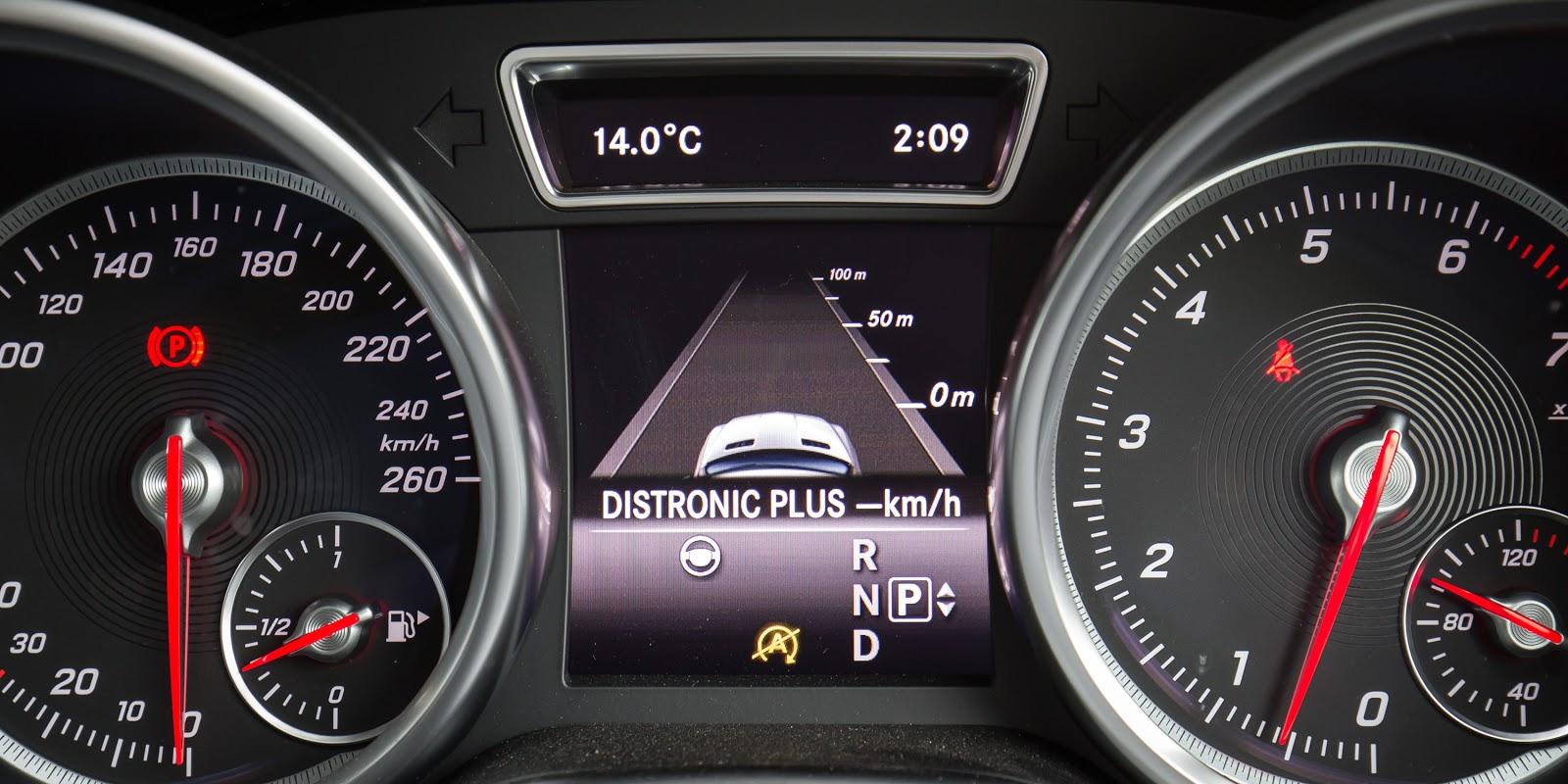 Thông số tốc độ, nhiên liệu, nhiệt độ, vòng tua máy