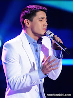 Stefano Langone American Idol