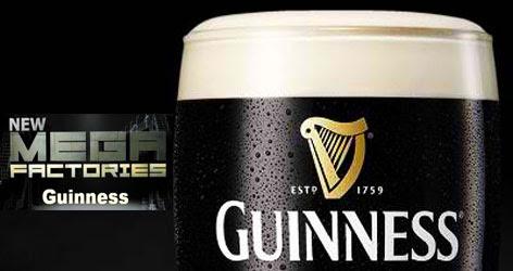 Megafabryki Guinness / Megafactories Guinness (2011) PL.TVRip.XviD / Lektor PL