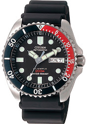 Citizen Low-End Mech : NY2300-09GB