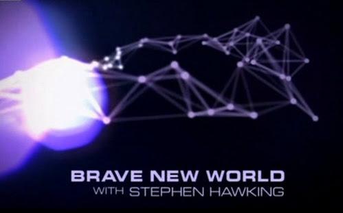 Przysz³o¶æ wed³ug Hawkinga / Brave New World (Season 1) (2011) PL.TVRip.XviD / Lektor PL
