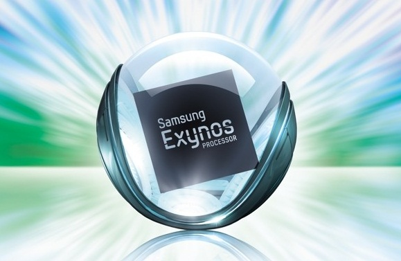 Exynos 4 Quadcore processor