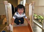 LePort Private School Irvine - Stairs with railing - Montessori childcare