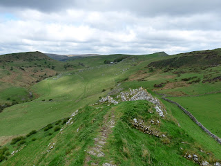 Nearing the end of Chrome HIll